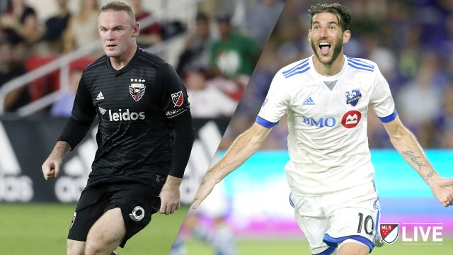 D.C. United vs. Montreal Impact