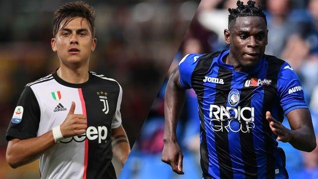 Juventus vs. Atalanta (Serie A)