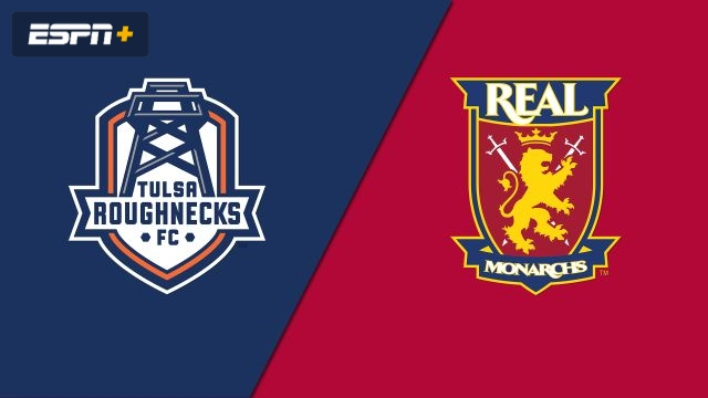 Tulsa Roughnecks FC vs. Real Monarchs SLC (USL Championship)