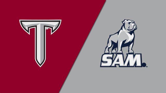 Troy vs. Samford (Baseball)