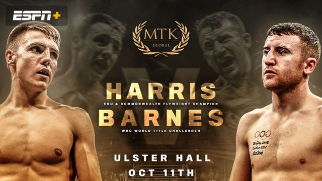 Harris vs. Barnes