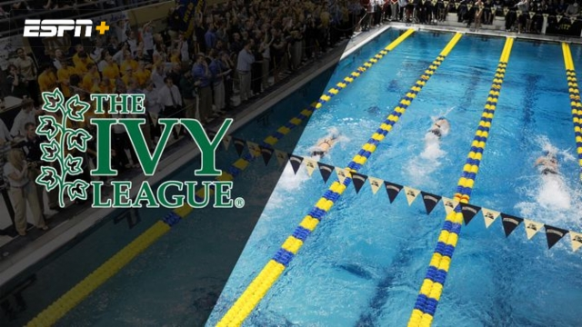 Ivy League Women's Swimming and Diving Championship (Day 1) (Swimming)