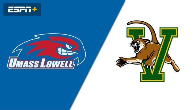 UMass Lowell vs. Vermont (M Basketball)