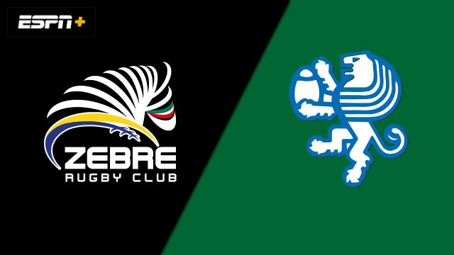Zebre Rugby Club vs. Benetton (Guinness PRO14 Rugby)