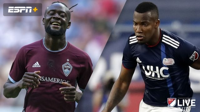 Colorado Rapids vs. New England Revolution (MLS)