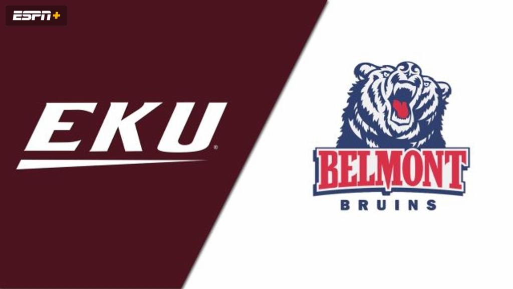 Eastern Kentucky vs. Belmont (W Volleyball)