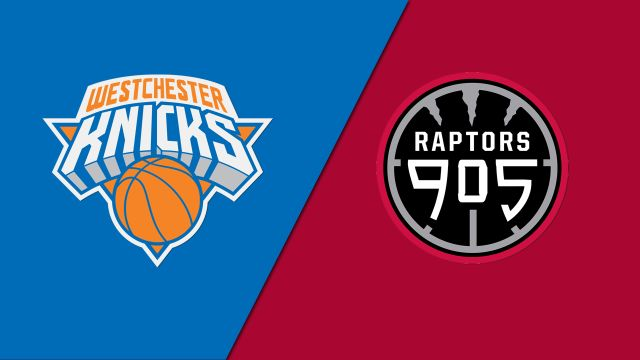Westchester Knicks vs. Raptors 905