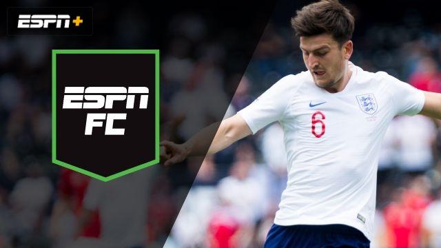 Mon, 7/15 - ESPN FC: Man United's Harry situation