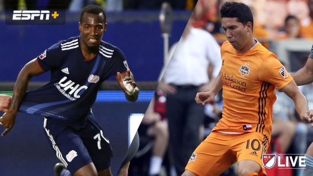 New England Revolution vs. Houston Dynamo (MLS)