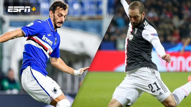 Sampdoria vs. Juventus (Serie A)