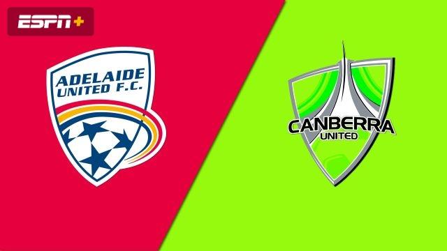 Adelaide United vs. Canberra United (W-League)