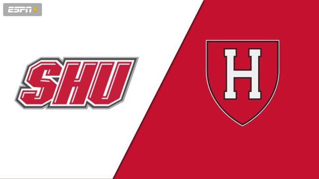 Sacred Heart vs. Harvard (W Volleyball)