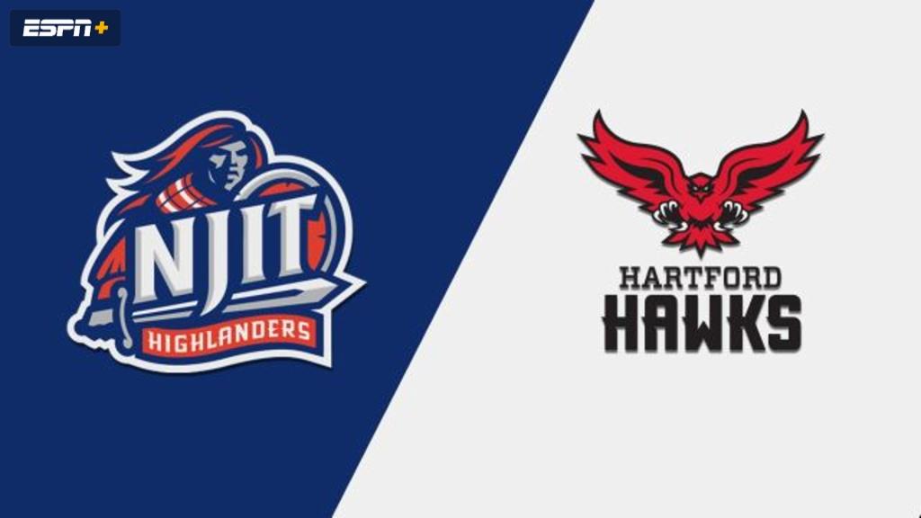 NJIT vs. Hartford (W Basketball)