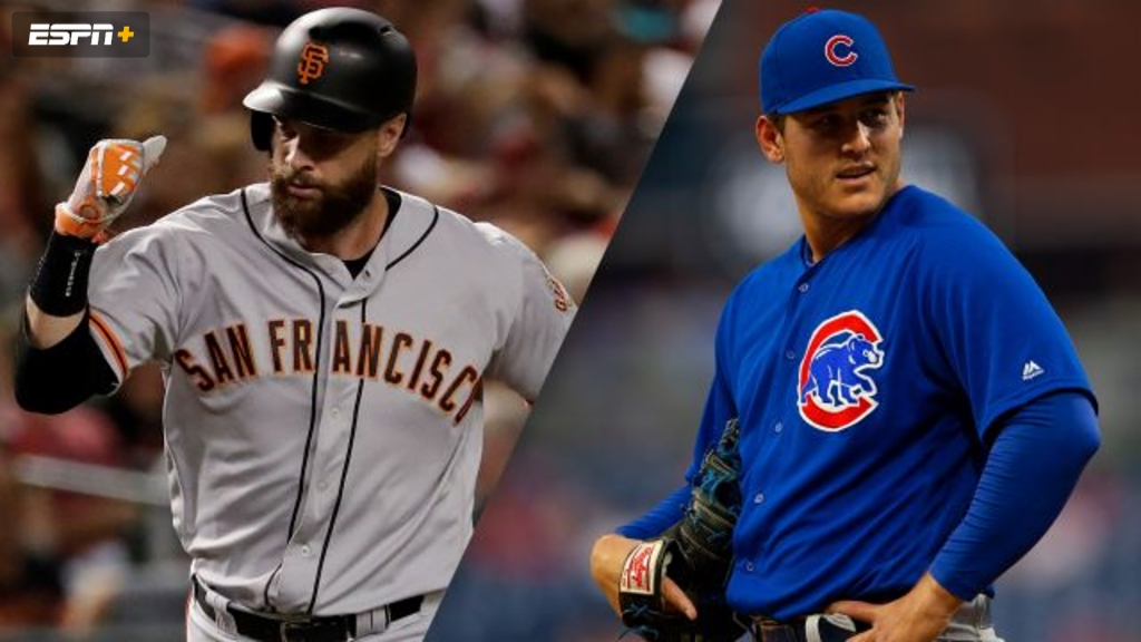 San Francisco Giants vs. Chicago Cubs