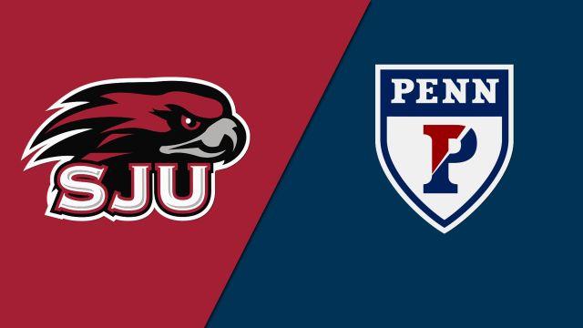 St. Joseph's vs. Pennsylvania (W Basketball)