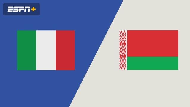 Italy vs. Belarus (Euro Beach Soccer League)