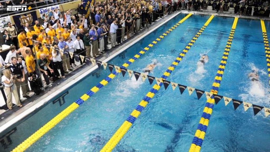Duke, Texas A&M and Harvard (Swimming)