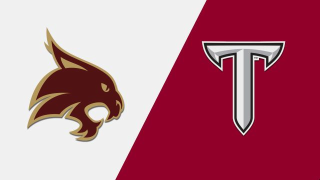 Texas State vs. Troy