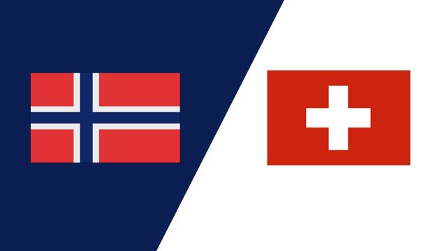 Norway vs. Switzerland (2018 FIL World Lacrosse Championships)