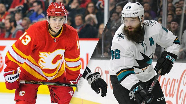 Calgary Flames vs. San Jose Sharks