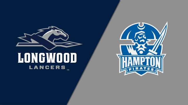 Longwood vs. Hampton (M Basketball)