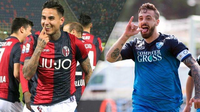 Bologna vs. Empoli (Serie A)