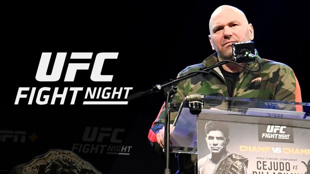 UFC Fight Night: Cejudo vs. Dillashaw Official Press Conference