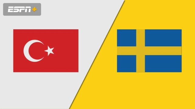 Turkey vs. Sweden