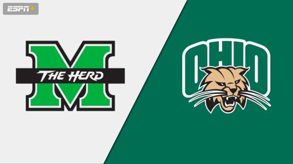 Marshall vs. Ohio (W Basketball)