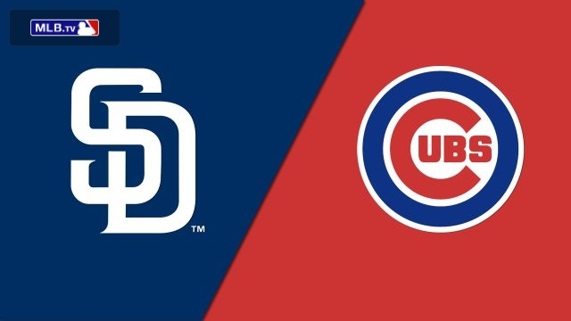 San Diego Padres vs. Chicago Cubs