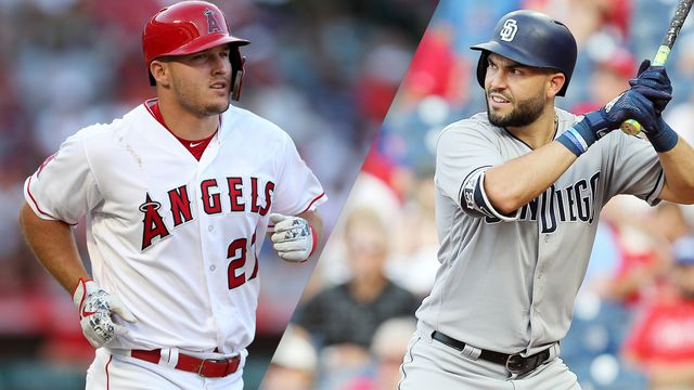 Los Angeles Angels of Anaheim vs. San Diego Padres
