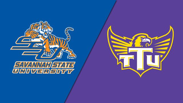 Savannah State vs. Tennessee Tech (M Basketball)