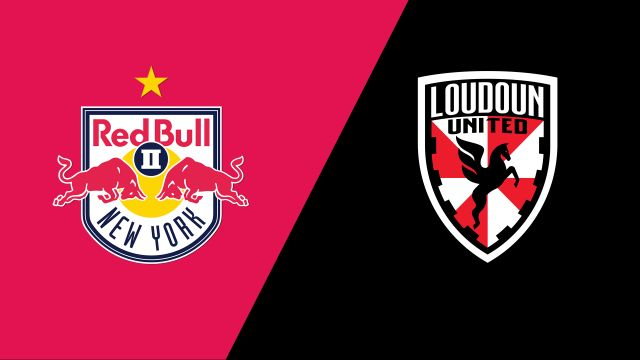 New York Red Bulls II vs. Loudoun United FC (USL Championship)