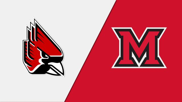 Ball State vs. Miami (OH) (M Basketball)