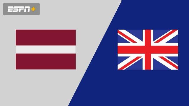 Latvia vs. Great Britain (Group Phase) (FIBA Women's EuroBasket 2019)