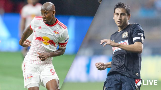 New York Red Bulls vs. Philadelphia Union