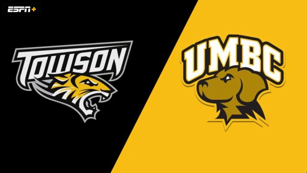 Towson vs. UMBC (M Basketball)