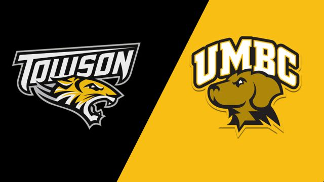 Towson vs. UMBC (M Basketball)