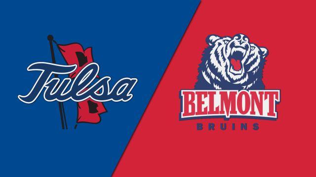 Tulsa vs. Belmont (W Basketball)