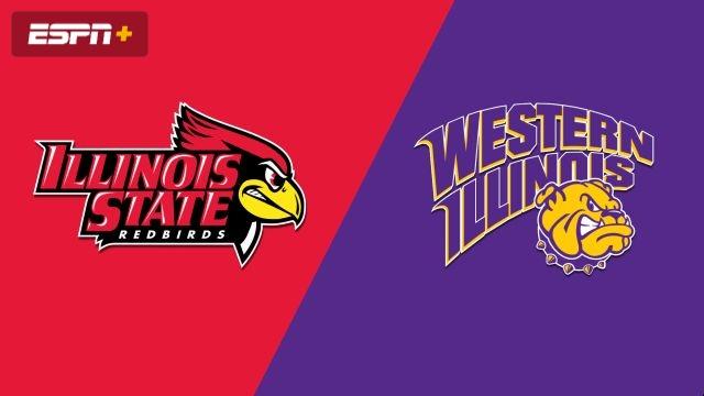 Illinois State vs. Western Illinois (Football)