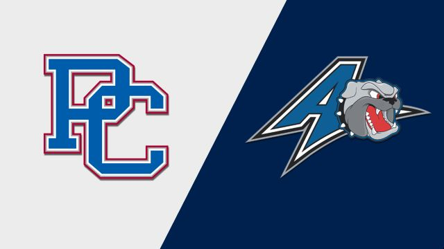Presbyterian vs. UNC Asheville (M Basketball)