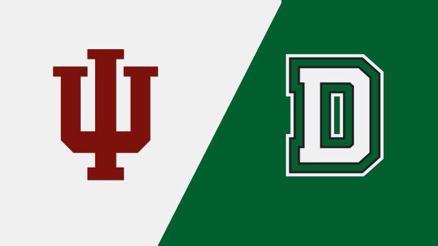 Indiana vs. Dartmouth (M Tennis) (Court 6)