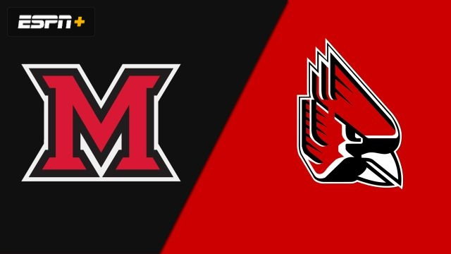 Miami vs. Ball State (W Volleyball)