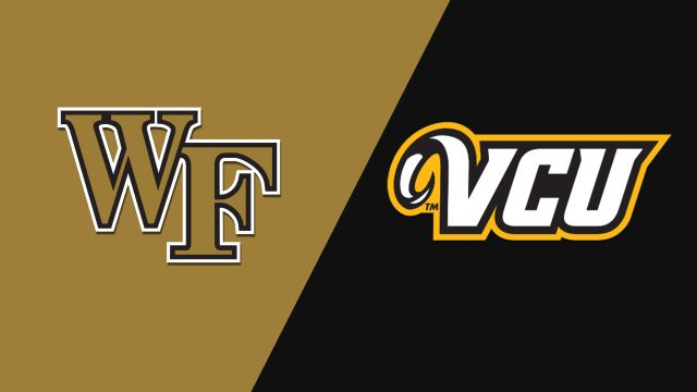 Wake Forest vs. VCU (W Basketball)
