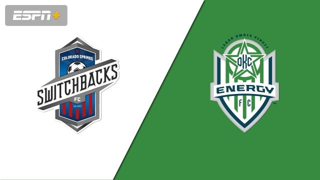 Colorado Springs Switchbacks FC vs. OKC Energy FC (USL Championship)