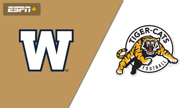 Winnipeg Blue Bombers vs. Hamilton Tiger-Cats (Canadian Football League)