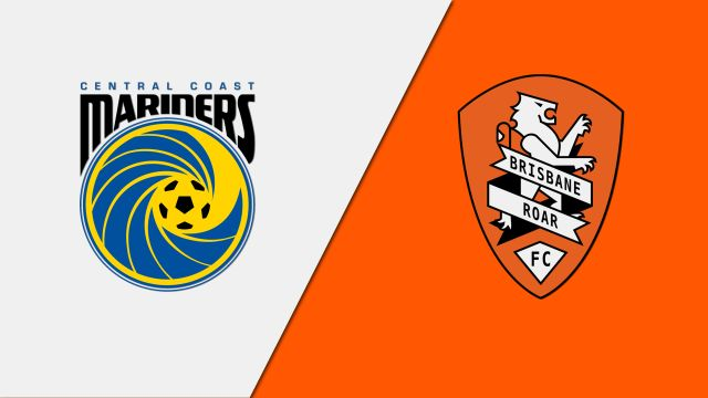 Central Coast Mariners vs. Brisbane Roar FC (A-League)