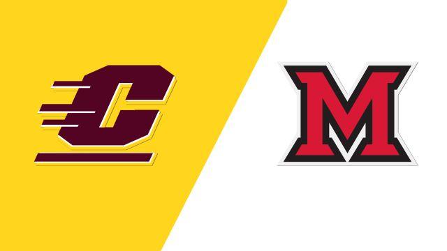 Central Michigan vs. Miami (OH) (Game #9) (MAC Baseball Championship)