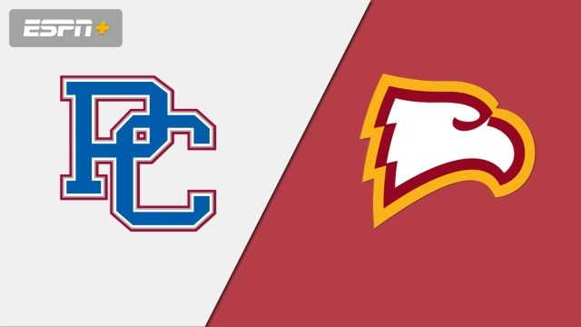 Presbyterian vs. Winthrop (M Basketball)