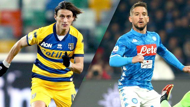Parma vs. Napoli (Serie A)